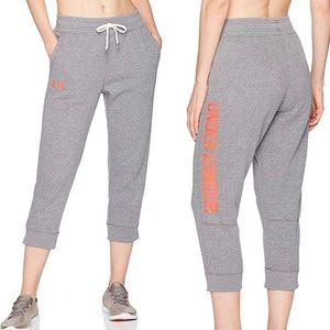 Fleece UA Capri NWT